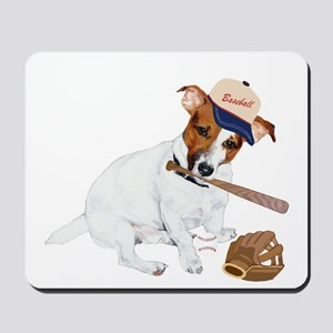 Fun JRT product, Baseball Fever Mousepad