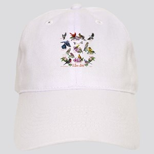 I love Birds Cap