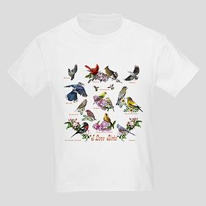 I love Birds Kids Light T-Shirt