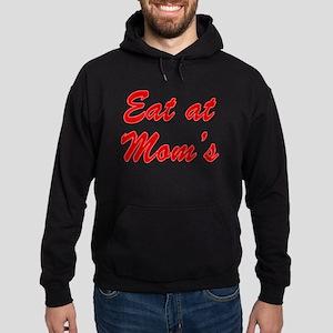 Eat at Mom's - 1 Hoodie (dark)