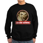 Labrador Retriever Sweatshirt (dark)