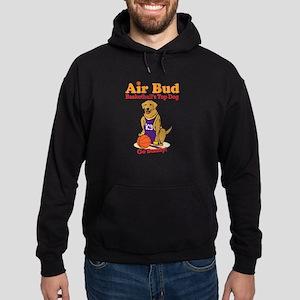 Air Bud Basketball Hoodie (dark)