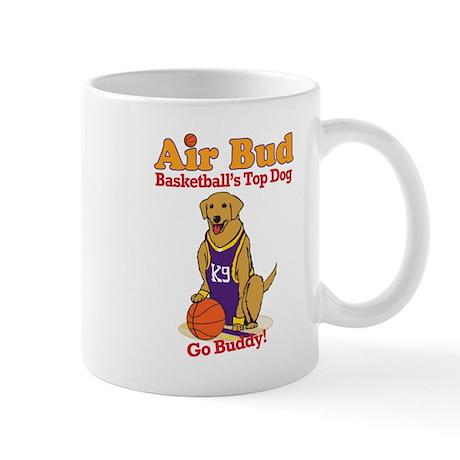 Air Bud Basketball Mug