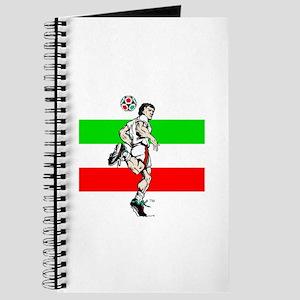 Soccer Tribble Journal