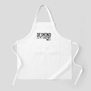 Desmond Is My Constant Apron