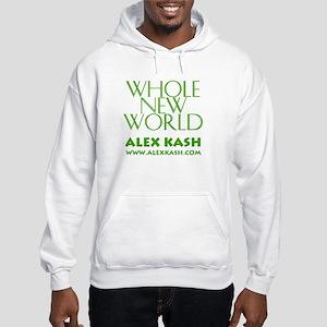 Whole New World Hooded Sweatshirt