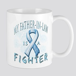 My Father-In-Law Is A Fighter Mug
