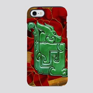 Harvest Moons Jade Dragon iPhone 7 Tough Case