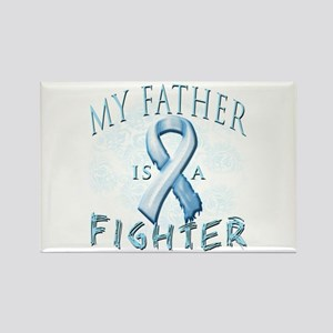 My Father Is A Fighter Rectangle Magnet