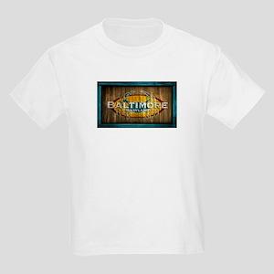 Baltimore Crab Kids Light T-Shirt