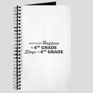 Whatever Happens -4th Grade Journal