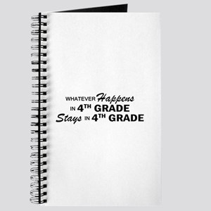 What Happens In First Grade Notebooks Cafepress
