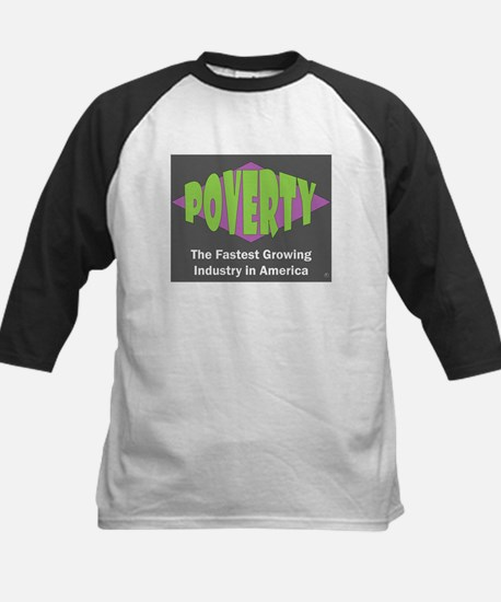 Poverty Baseball Jersey