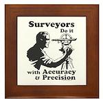 SurveyorsDoIt Framed Tile