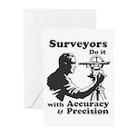 SurveyorsDoIt Greeting Cards (Pk of 20)
