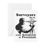 SurveyorsDoIt Greeting Card