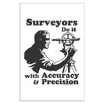 SurveyorsDoIt Large Poster