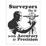 SurveyorsDoIt Small Poster