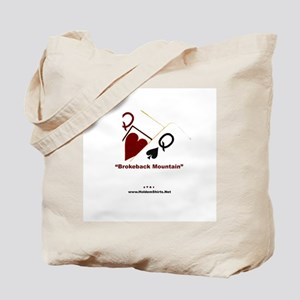 """Brokeback Mountain"" Tote Bag"