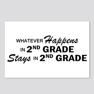 Whatever Happens - 2nd Grade Postcards (Package of