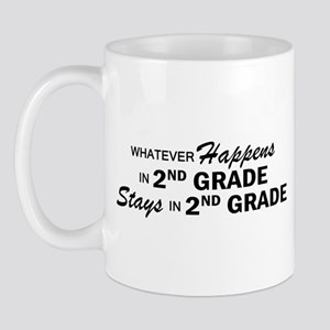Whatever Happens - 2nd Grade Mug
