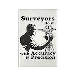 SurveyorsDoIt Rectangle Magnet (100 pack)