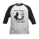 SurveyorsDoIt Kids Baseball Jersey
