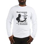 SurveyorsDoIt Long Sleeve T-Shirt