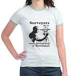 SurveyorsDoIt Jr. Ringer T-Shirt