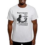 SurveyorsDoIt Light T-Shirt