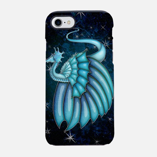 Harvest Moons Crystal Dragon iPhone 7 Tough Case