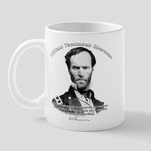 William Sherman 02 Mug