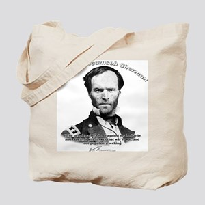 William Sherman 02 Tote Bag