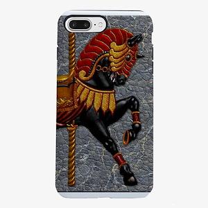 Harvest Moons Carousel Horse iPhone 7 Plus Tough C