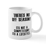 No Off Season Mug