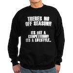 No Off Season Sweatshirt (dark)