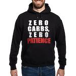 Zero Carbs Hoodie (dark)