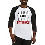 Zero Carbs Baseball Jersey