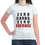 Zero Carbs Jr. Ringer T-Shirt