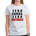 Zero Carbs Women's T-Shirt