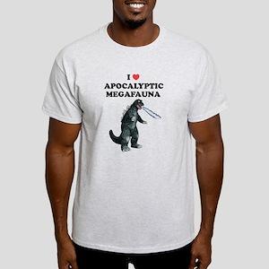 Apocalyptic Megafauna Light T-Shirt