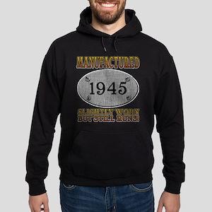 Manufactured 1945 Hoodie (dark)