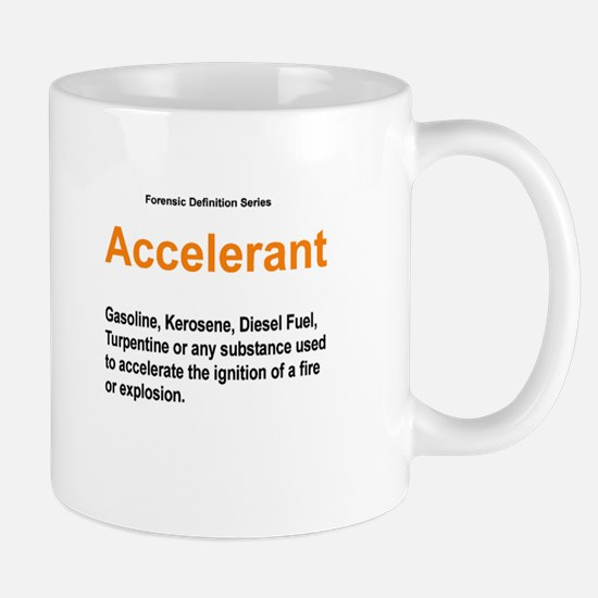 """Accelerant"" Mug"
