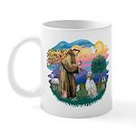 St Francis #2/ English Set. Mug