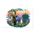 St Francis #2/ Boxer (crop.) Mini Poster Print