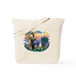 St Francis #2/ Boxer (crop.) Tote Bag