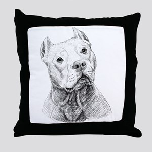 Throw Pillow - Doc