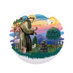 St Francis #2/ Cocker (blk) 3.5