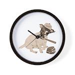 Fun JRT product, Baseball Fever Wall Clock