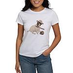 Fun JRT product, Baseball Fever Women's T-Shirt
